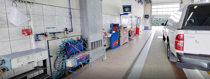 Stacja Kontroli Pojazdów Wołomin